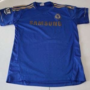 Chelsea Football Club Mens Jersey Number 7